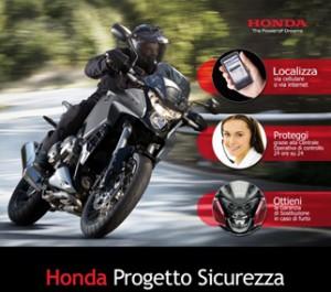 Honda Progetto Sicurezza