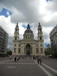 Basilica di Santo Stefano a Budapest