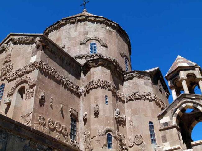 Cattedrale della Santa Croce a Akdamar