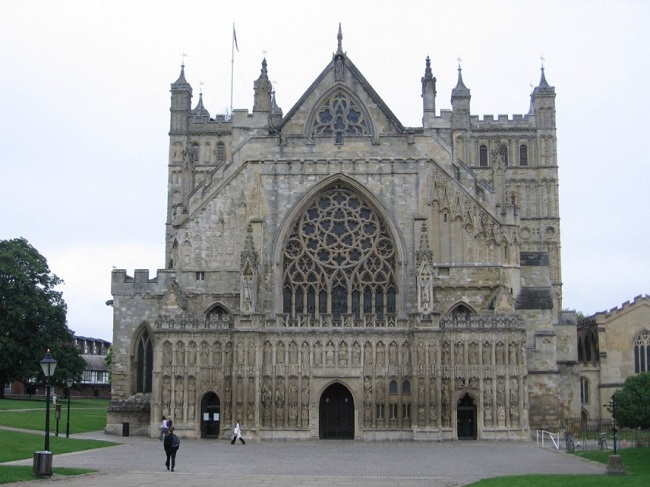 Cattedrale di Exeter