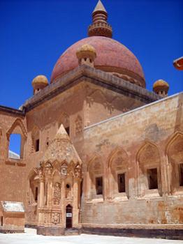 Ishak Pasha Sarayi a Doğubeyazıt