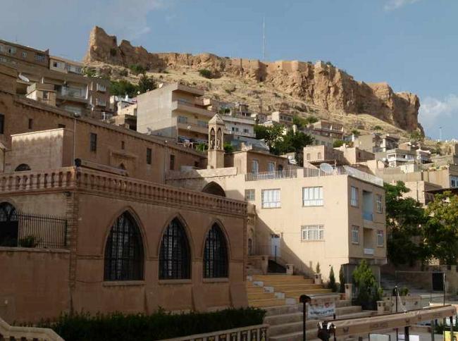 Veduta di Mardin