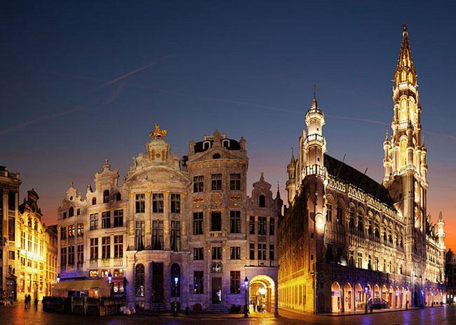 Il Gran Palace  a Bruxelles