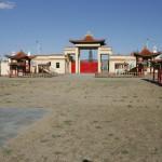 citta di Altai Tempio Buddista