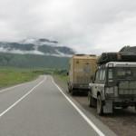 strada nagli altai russi