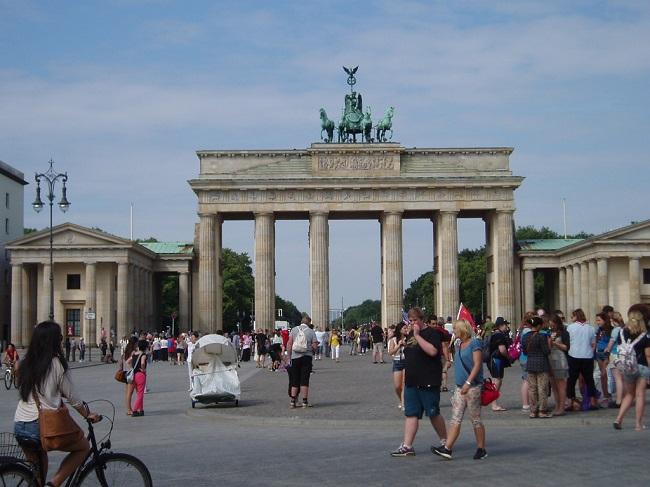 Berlino - Brandenbürger Tor