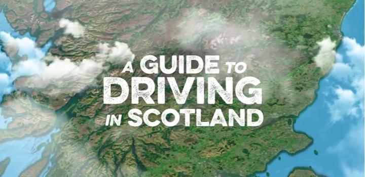 Guidare in Scozia a sinistra, video