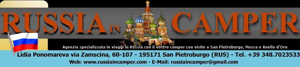 Russia in Camper