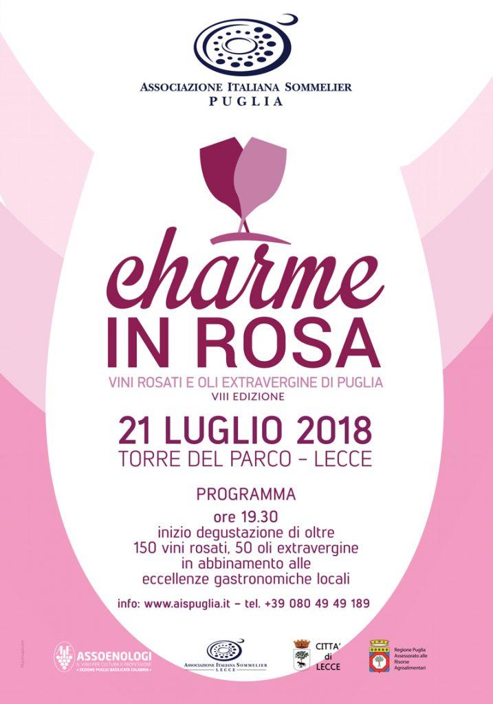 charme in rosa