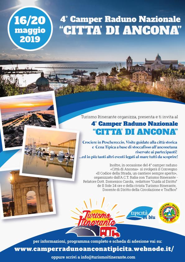 4° Camper raduno Città di Ancona
