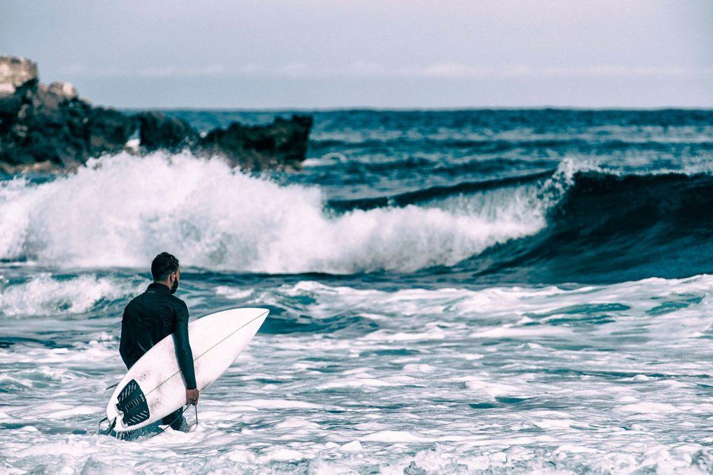 la sagra del surf